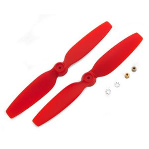 200 QX RED PROPELLERS (2) BLH7708