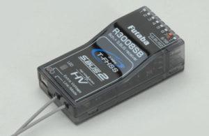 Futaba R3008SB 8ch Rx T-FHSS (S-Bus) (HV) 2.4GHz