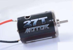 540 Crawler Scaler Brushed Motor 27T