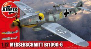 Messerschmitt Bf109G-6 1:72 - A02029A