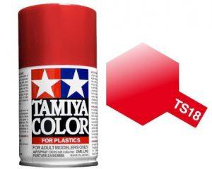 Tamiya TS-18 Metallic Red