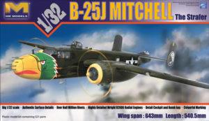 HK Models B-25J Mitchell