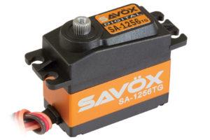 Savox SA-1256TG High Torque Coreless Digital Servo