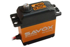 Savox SB2230SG HV Size Digital Brushless Servo
