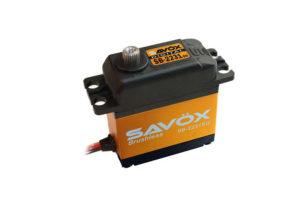 Savox SB2231SG HV Size Digital Brushless Servo