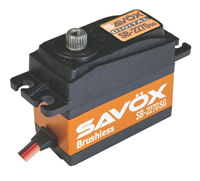 Savox SB-2270SG HV Digital Brushless Servo
