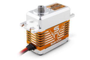 Savox High Voltage CNC Brushless Digital Servo