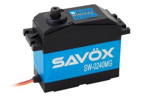 Savox SAV-SW0240MG Waterproof Jumbo High Voltage Digital Servo