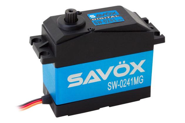 Savox SW0241MG Waterproof Jumbo High Voltage Digital Servo