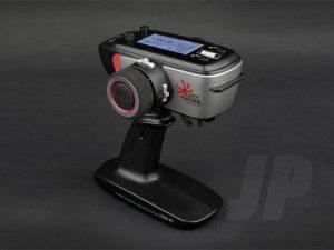 Lynx 4S AFHSS 4096 HHR 2.4GHz Radio W/Axion 4 Rx
