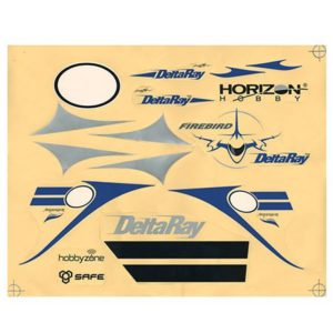 DELTA RAY DECAL SET HBZ7910