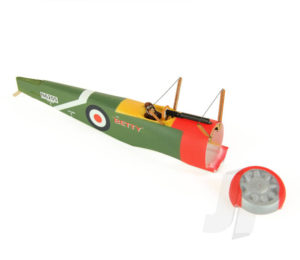 Fuselage with Decals Sopwith Pup