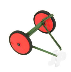 Main Landing Gear Set Sopwith Pup