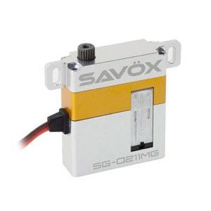 SAVOX LOW PROFILE GLIDER DIGI SERVO 8KG/0.13@6V