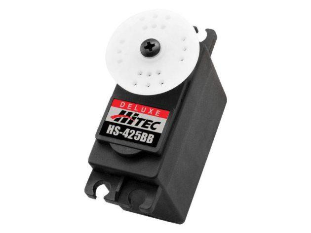 HiTec HS425BB Deluxe Servo Dual Ball Bearings