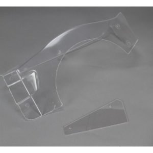 5ive-T Body Left Fender and Number Plate -
