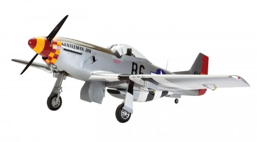 Hangar 9 P-51D 60cc Spares