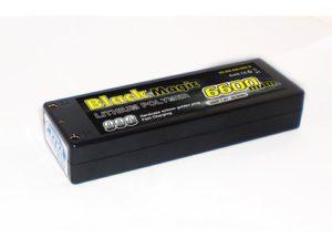 6600maH 7.4V 2S2P 99C Hardcase EFRA