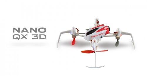 Blade Nano QX 3D Spares