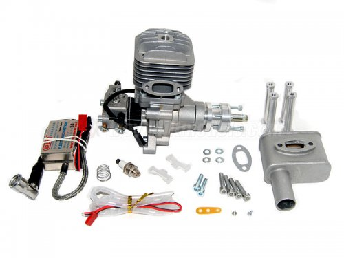 DLE Engine Spares and Accessories