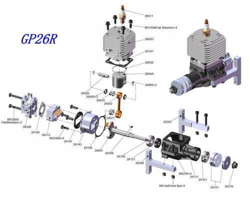 Engine Spares and Accessories