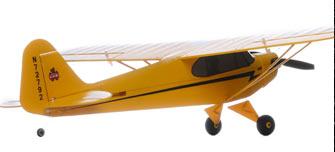 E-Flite UMX J-3 Cub EFLU3450 Spares