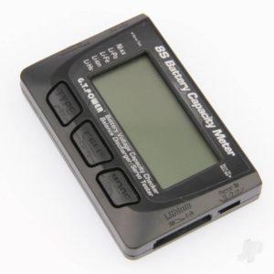 8S Battery Capacity Meter