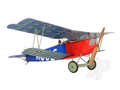 Fokker DVII Micro RTF (Hitec Red) Spares