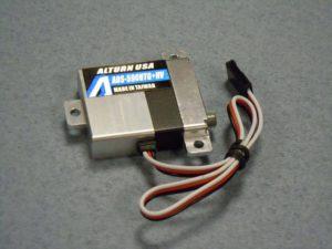 Alturn digitalWing Servo Alloy BB 590HTG