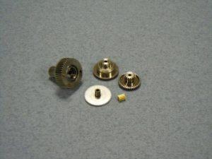 Alturn Gear Set - Titanium (967, 987)