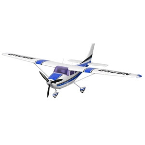 FMS Cessna 182 MK2 Blue Spares