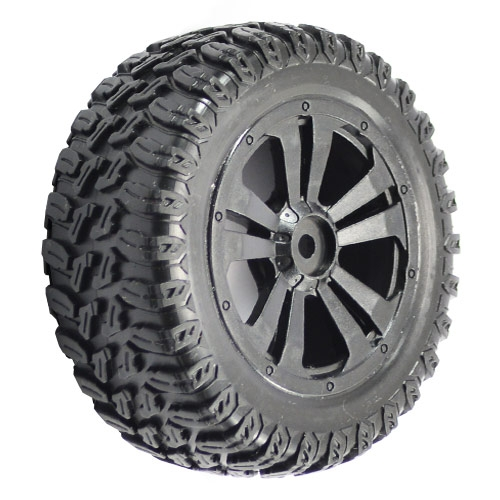 1:12th Wheels and Tyres