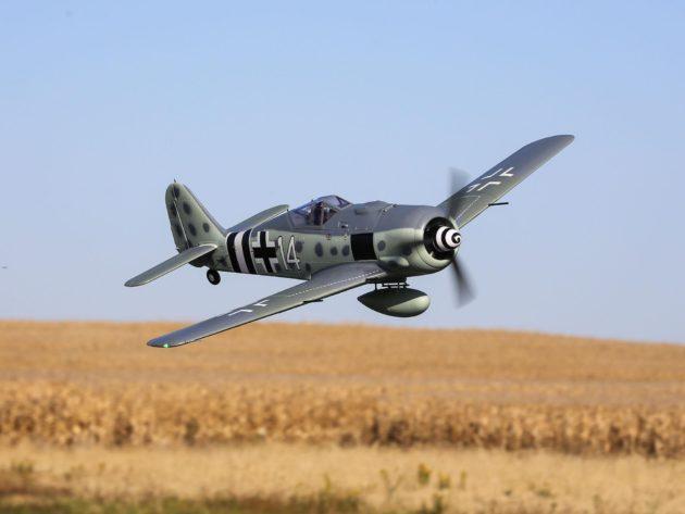 E-Flight Focke-Wulf Fw 190A
