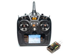 Spektrum NX8 Transmitter