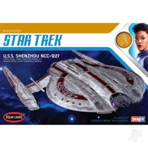 STAR TREK USS SHENZHOU (SNAP) 2T