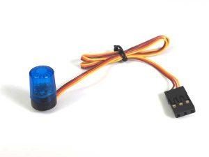 Absima Blinking Top LED Light - Blue 2320065