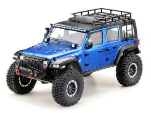 Absima CR3.4 RTR Rock Crawler Sherpa - Blue 12012