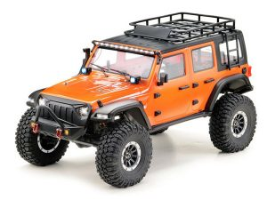 Absima CR3.4 RTR Rock Crawler Sherpa - Orange 12010