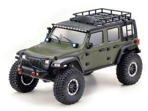 Absima CR3.4 RTR Rock Crawler Sherpa - Matt Olive 12013