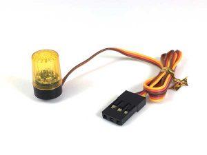 Absima Recovery Blinking Top LED Light Orange 2320066