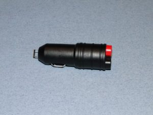 Adapter Plug - 12V Car ~ 4mm
