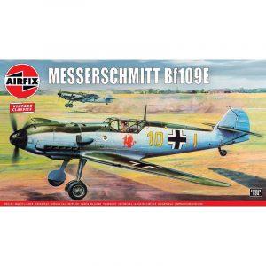 AIRFIX 1/24 MESSERSCHMITT BF 109E MODEL KIT