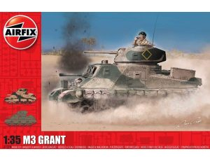 AIRFIX 1/35 BRITISH M3 LEE/GRANT A1370