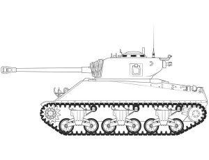 AIRFIX 1/35 M4A3(76)W, BATTLE OF THE BULGE A1365