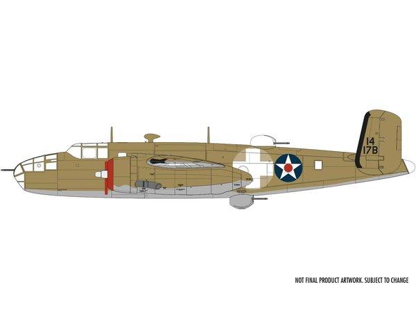 AIRFIX 1/72 NORTH AMERICAN B-25B MITCHELL MODEL KIT
