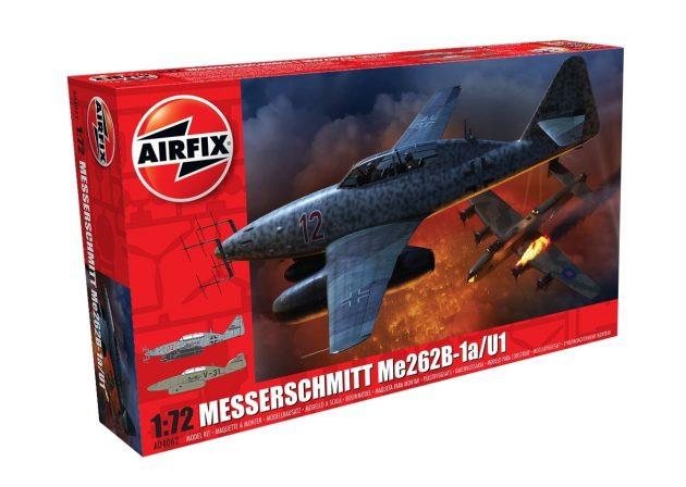 Airfix A04062 Messerschmitt Me262-B1a 1:72