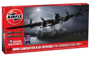 Airfix Avro Lancaster B.III (Special) The Dambusters 1:72