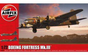 Airfix Boeing Fortress MK.III 1:72