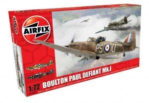 Airfix Boulton Paul Defiant Mk.1 1:72 A02069