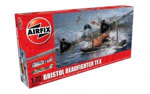 Airfix Bristol Beaufighter Mk.X 1:72
